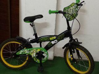 bicicleta Ben - ten