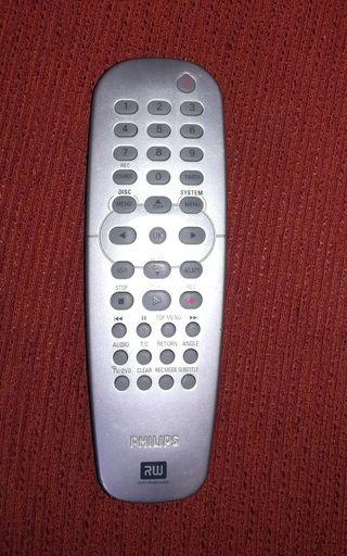 DVD grabador Philips RW DVD+ReWritable