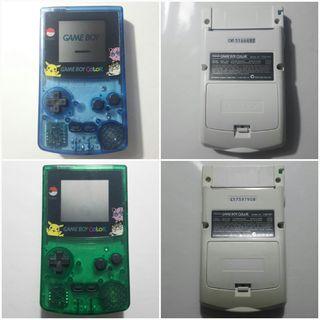 *Hong Kong* + *Taiwan* Game Boy