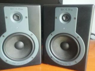 monitores M-Audio BX5a