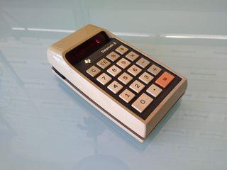 Calculadora vintage años 60/70