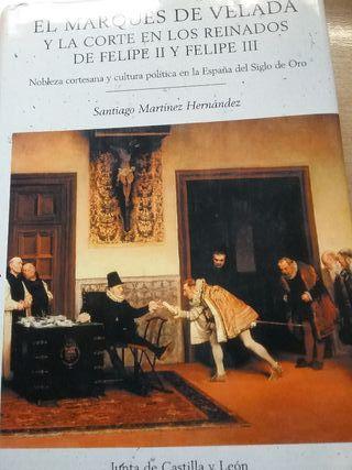 El marqués de Velada de Santiago Martínez