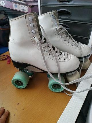patines de patinaje artístico