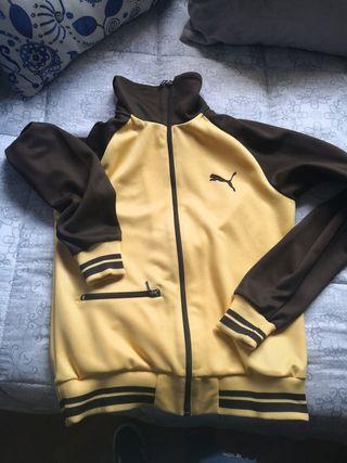 chaqueta puma vintage