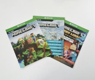 MINECRAFT + PACK × STORY MODE - XBOX ONE