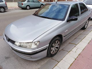 Vendo Peugeot 406 2002 Movil:632371873