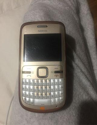 Móvil Nokia c3