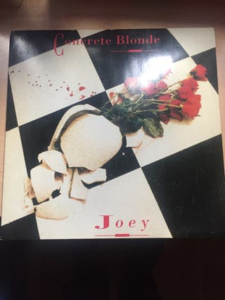 Vinilo Joey. Concrete Blonde