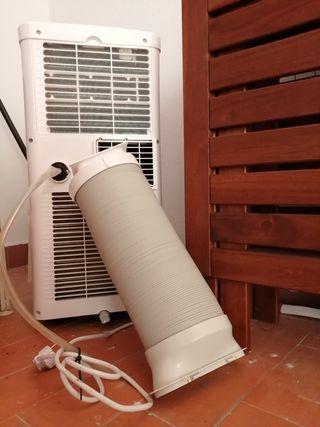 vendo aire acondicionado portatil