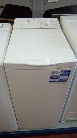 Lavadora de carga superior