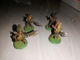 warhammer 40.000 Eldar oscuros