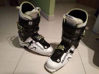 Botas esqui Salomon MTN