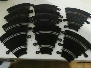 Curva interior scalextric