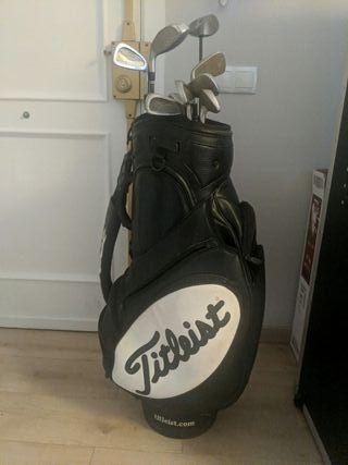 Titleist Midsize , Bolsa Golf + Palos