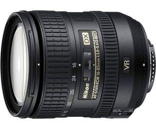 Nikon AF-S DX VR 16-85mm F3.5-5.6G Como Nuevo