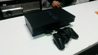 videoconsola ps2 en buen estado.