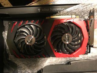 Tarjeta Gráfica GeForce GTX 1060 3GB