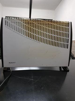 radiador eléctrico, calefactor