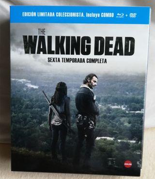 """Sexta temporada """"The Walking Dead"""". NUEVA"""