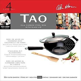 Wok Ken Hom Tao 32cm
