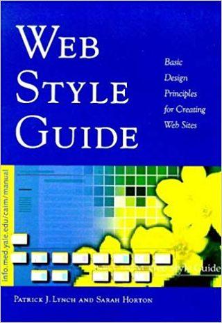 Libro web style guide(inglés)