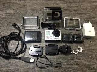 Gopro hero 3 white