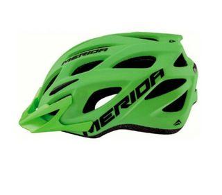 casco merida verde
