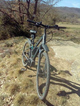 Bicicleta eléctrica Scott E-Sub cross 2018