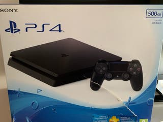 Playstation PS4 Slim 500Gb