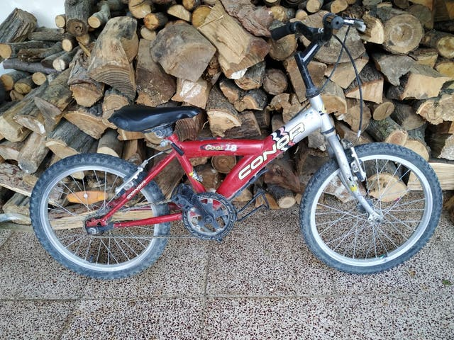 bicicleta niño Conor