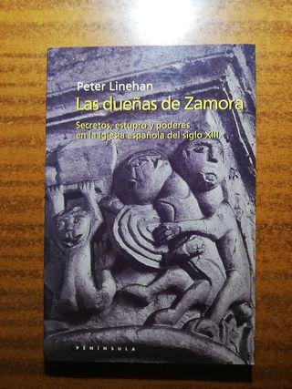 Las dueñas de Zamora, Peter Linehan