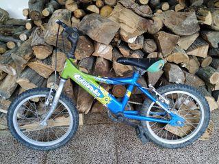 Bicicleta niño BH