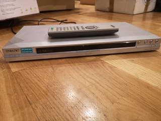 Reproductor DVD SONY