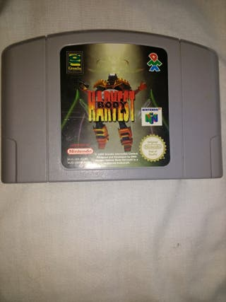 vendo/cambio Body harvest Nintendo 64
