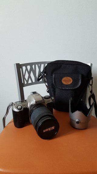 Camara analogica reflex NIKON F65