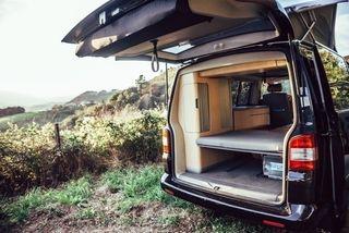 Volkswagen California 2006