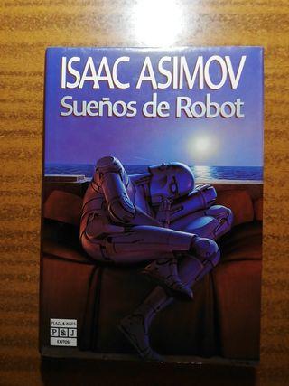 Sueños de robot, Asimov