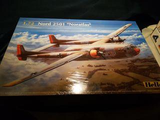 Maqueta Avión Nord 2501