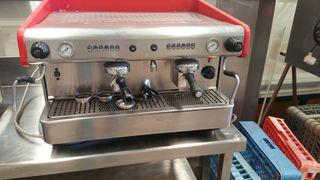 Cafetera automática 2 brazos