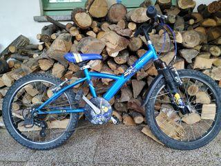 Bicicleta niño
