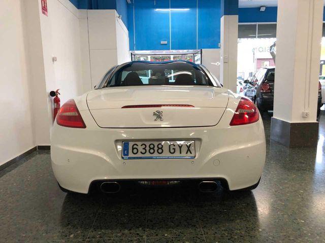 Peugeot RCZ 1.6THP 155cv TURBO