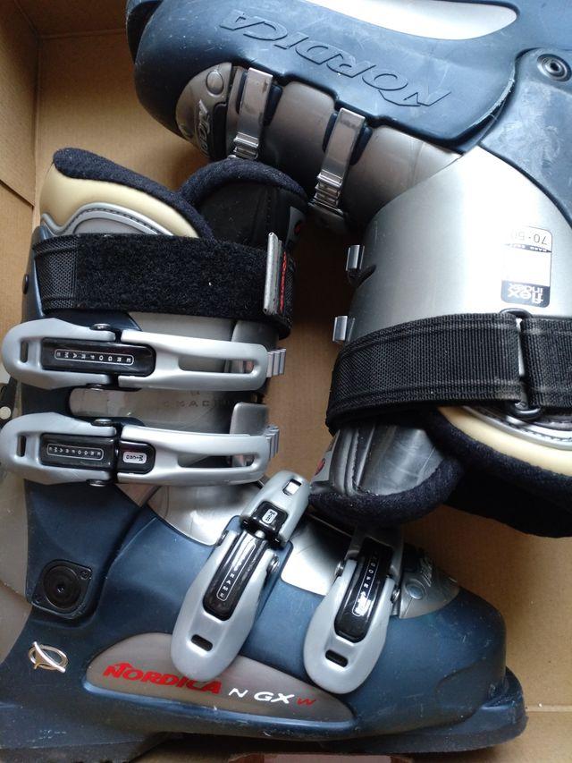 botas esquiar nordica