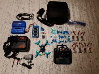 Drone Carreras Pack Completo NUEVO
