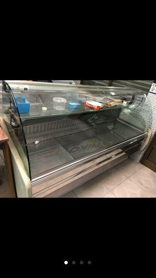 nevera expositor frigorífico