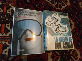 Guareschi / Tom Sharpe / Wilt / Don Camilo