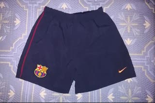 35c1a7006c6b5 Pantalones FC Barcelona de segunda mano en WALLAPOP
