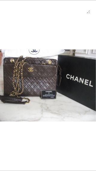 Chanel Vintage Bag all complete