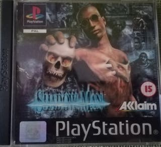 juego ps1 shadow man