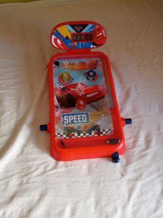 pinball cars