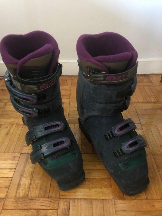 Botas de esquí Nórdica Next Biofit